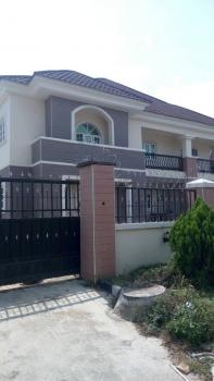 Solidly Built & Exquisitely Finished 4 Bedrooms Semi Detached Duplex with Servant Quarters, By Games Village Near Area 1 Roundabout, Area 1, Garki, Abuja, Semi-detached Duplex for Rent