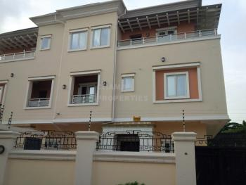 5 Bedroom Duplex with a Bq, Ikeja Gra, Ikeja, Lagos, Semi-detached Duplex for Rent