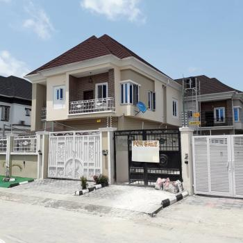 4 Bedroom (all En Suite) Semi-detached Duplex with Bq, Electric Fence, Fitted Kitchen, Idado, Lekki, Lagos, Semi-detached Duplex for Sale