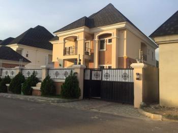 Well Designed 5 Bedroom Duplex with 3 Living Rooms and 2 Rooms Self Contain in an Estate, Efab Metropolis Estate, Gwarinpa Estate, Gwarinpa, Abuja, Detached Duplex for Sale