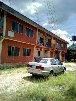 Fortress Styled Four  Flats Edifice, Off Enerhen Road, Effurun, Uvwie, Delta, Block of Flats for Sale