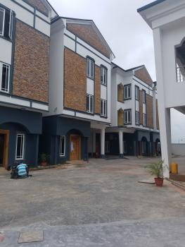 a Luxury and Nicely Finished 6 Units of 4 Bedroom Terrace, Lekki Phase 1, Lekki, Lagos, Terraced Duplex for Sale