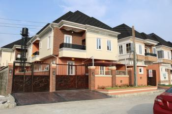 Brand New, Spacious and Superbly Finished 4 Bedroom Semi-detached House with Boys Quarter, Oral Estate, Lekki, Lagos, Semi-detached Duplex for Rent