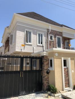 Highly Sophisticated Luxury 4 Bedroom Fully Detached Duplex with Bq in an Estate, Chevron Drive, Chevy View Estate, Lekki, Lagos, Detached Duplex for Rent