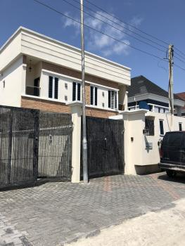 Highly Sophisticated Modern Luxury 4 Bedroom Semi Detached Duplex with Bq Facing The Major Road, Chevron Drive, Chevy View Estate, Lekki, Lagos, Semi-detached Duplex for Rent