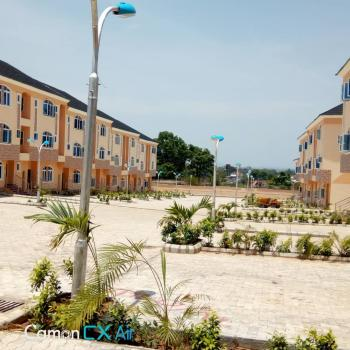 Well Finished and Serviced 4 Bedrooms Terrace Duplex, Life Camp, Gwarinpa, Abuja, Terraced Duplex for Sale