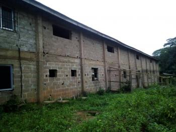 Poultry Farm on 12 Plots of Land with 6 Flats and Uncompleted Building, Irewon/odoyanta Rd, Irewon, Ijebu Ode, Ogun, Commercial Land for Sale