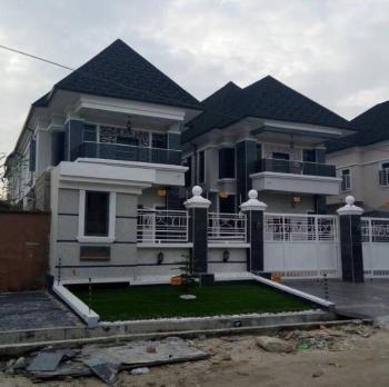 Luxury 5 Bedroom Fully Detached Duplex with a Bq, Chevron, Chevy View Estate, Lekki, Lagos, Detached Duplex for Sale