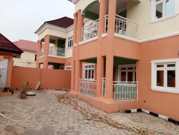 5 Bedroom Semi Detached Duplex +study Room, 6th Avenue, Gwarinpa, Abuja, Semi-detached Duplex for Rent