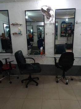 Standard Unisex Saloon Shop, Dopemu Road, Dopemu, Agege, Lagos, Shop for Rent