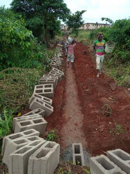 Virgin Plots of Land, Abesan Ipaja Road, Alimosho, Lagos, Residential Land for Sale