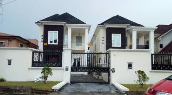 5 Bedroom Detached House with 2 Room Bq, Atlantic View Estate, Off New Road, Before Chevron Roundabout, Lekki Expressway, Lekki, Lagos, Detached Duplex for Sale