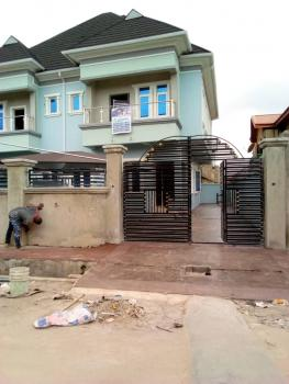 2 Wing Duplex, Maple Wood, Abimbola Gra Oko Oba Estate, Oko-oba, Agege, Lagos, Semi-detached Duplex for Sale