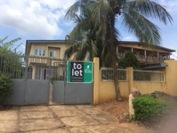 7 Bedroom Flat with Large Compound, Along Ondo/benin Road, Ijebu Ode, Ogun, Commercial Property for Rent