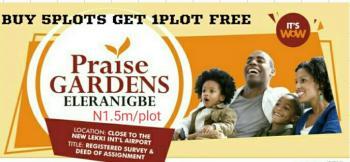 a Plot of Land, Eleranigbe, Ibeju Lekki, Lagos, Land for Sale