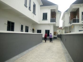 Brand New 4bedroom Detached Duplex, By Chevron, Lekki Expressway, Lekki, Lagos, Semi-detached Duplex for Sale