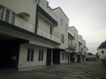 Brand New 5 Bedroom Terrace Duplex, By Chevron, Lekki Expressway, Lekki, Lagos, Terraced Duplex for Sale