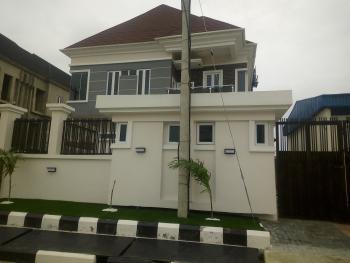 Brand New 5 Bedroom Detached Duolex, By Chevron Drive, Lekki Expressway, Lekki, Lagos, Detached Duplex for Sale