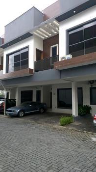 4 Bedroom Terraced, The Atlantis, Ikate Elegushi, Lekki, Lagos, Terraced Duplex for Sale