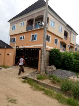 Tastefully Built 5 Flat of 3 Bedroom Each., Close to Dsc Round About, Warri, Delta, Block of Flats for Sale