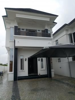 Well Finished and Spacious 4bedroom Detached Duplex with a Room Bq, Mobil Estate Road After Vgc, Lekki Expressway, Lekki, Lagos, Detached Duplex for Sale
