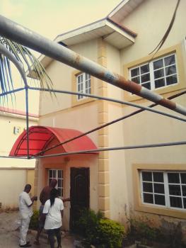 4-bedroom Duplex, Pine Crescent, Sunny Vale Estate, Lokogoma District, Abuja, Semi-detached Duplex for Sale