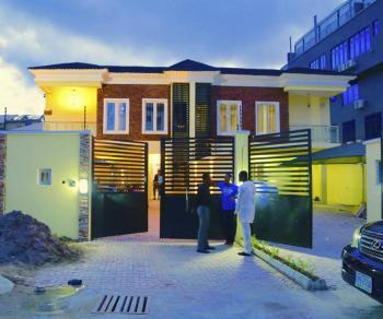 5 Bedroom Luxruy & Fully Furnished Duplex with 2 Room Bq, Atlantic View Estate, Lekki Expressway, Lekki, Lagos, Semi-detached Duplex for Rent