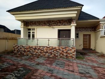 Spacious 3 Bedroom Detached Bungalow with a Room Bq, Divine Homes, Thomas Estate, Ajah, Lagos, Detached Bungalow for Sale