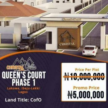 C of O, Shapati, Lakowe, Ibeju Lekki, Lagos, Residential Land for Sale