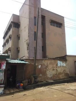 3 Storey Building Warehouse/open Floor Space, Oworoshoki, Gbagada, Lagos, Commercial Property for Sale