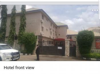 a Defunct Hotel Facility in a Strategic Axis of Town, Close to Grand Cubana Hotel, Jabi, Abuja, Hostel for Sale