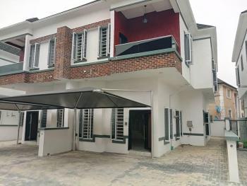 Premium 4 Bedroom Semi Detached with Bq in Osapa London, Osapa, Lekki, Lagos, Semi-detached Duplex for Sale