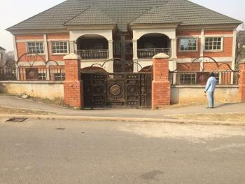 Twin 4 Bedroom Duplex in a Compound, Abba Gana Avenue, Guzape District, Abuja, Detached Duplex for Sale