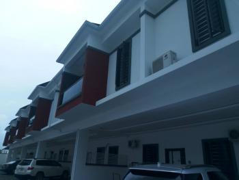 4 Bedroom Terraced Duplex with Spacious Rooms, Fitted Kitchen, 2nd Tollgate, Lekki Expressway, Lekki, Lagos, Terraced Duplex for Rent