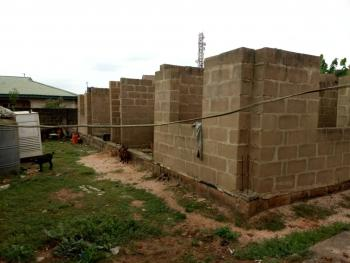 Land with Two Flats of Two Bedrooms, Magboro, Ogun, Residential Land for Sale