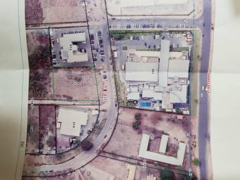 Strategic & Well Positioned Commerical Landuse ( Premium Purchase), Behind Naf Conference Centre, Off Ahmadu Bello Way, Kado, Abuja, Residential Land for Sale