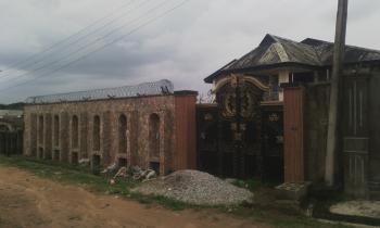 2 No. Duplexes, Behind Nigerian Navy School of Music, Akeja, Ado-odo/ota, Ogun, Detached Duplex for Sale