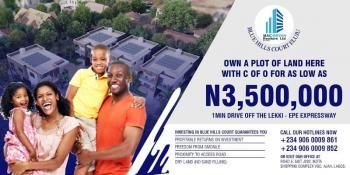 Dry Plots, Blue Hills Court, Eluju, Ibeju Lekki, Lagos, Residential Land for Sale