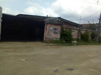 Decent 3 Bedroom Bungalow Plus 2 Bedroom and 2 Units of Mini Flat in a Nice Neighbourhood, Otabinu Street, Behind Iyana, Ejigbo, Lagos, Detached Bungalow for Sale
