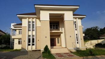 Freshly Crafted & Exquisite Serviced 6 Bedrooms Detached Duplex + 2 Bedrooms Guest Chalet + 2 Rooms Maids Quarters & Swimming Pool, Off Ty Danjuma Street, Near Ecowas Secretariat, Asokoro District, Abuja, Detached Duplex for Rent