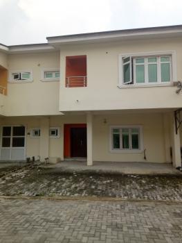 Brand New 4 Bedroom Terrace Duplex, Lekki Paradise 3 Estate, Chevron Drive, Lekki, Lagos, Terraced Duplex for Rent