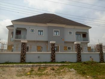 4 Bedroom Terrace Duplex, 1, Life Camp, Gwarinpa, Abuja, Terraced Duplex for Rent