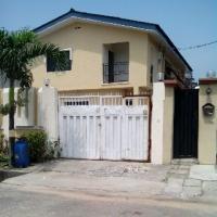 4 Bedroom Duplex, Gbagada Phase 2, Gbagada, Lagos, Detached Duplex for Rent
