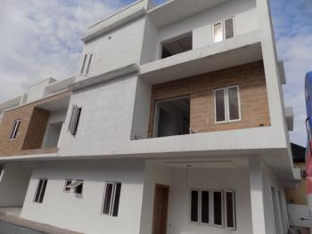 Tastefully Finished 4 Bedroom Terraced Duplex with Constant Electricity Power with Swimming Pool, Ikate Elegushi, Lekki, Lagos, Terraced Duplex for Sale
