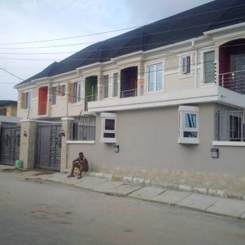 Newly Built 3+ Bedroom Duplex, Off Coker Road, Ilupeju Estate, Ilupeju, Lagos, Terraced Duplex for Sale