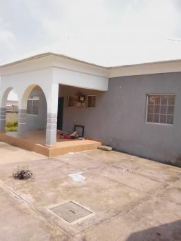 Detached 3 Bedroom Bungalow, Dabo Estate, Kafe, Abuja, Flat for Rent