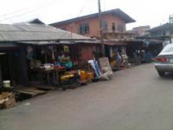 Demolish-able Tenement Bungalow with C of O, Off Anifowoshe, Oba Akran, Ikeja, Lagos, Detached Bungalow for Sale