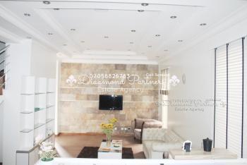 5 Bedroom Detached Duplex + 2 Room Bq + Pool, Lekki Phase 1, Lekki, Lagos, Detached Duplex for Sale