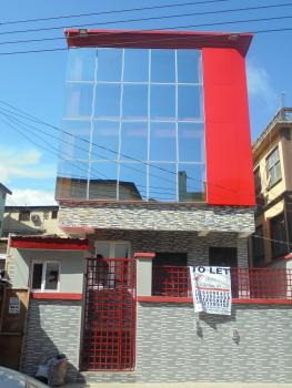 an Executive Office Building on 3 Floors with 2 Bedroom Flat on The Ground Floor, Kakawa Street, Marina, Lagos Island, Lagos, Office Space for Rent