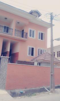 New 4 Bedroom Terrace Duplex+bq, Ilupeju Estate, Ilupeju, Lagos, Terraced Duplex for Sale